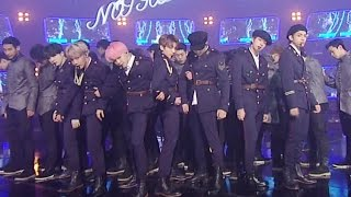 Comeback Special BTS �  Not Today � Inkigayo 20170226