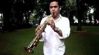 isyana sarasvati - tetap dalam jiwa - cover saxophone pursax