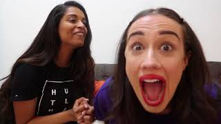 Video TELLING MY FRIENDS I'M PREGNANT! MP3, 3GP, MP4, WEBM, AVI, FLV Oktober 2018