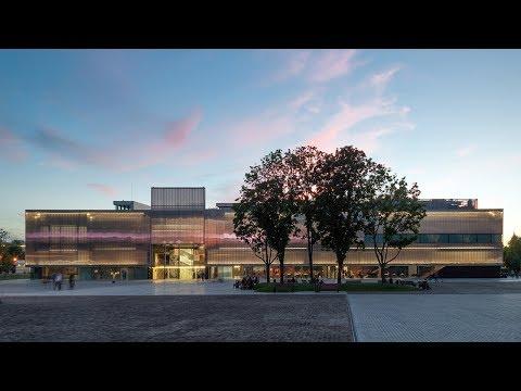 Летний сезон в Музее «Гараж»: выставка Рэймонда Петтибона и экспозиция Дэвид Аджайе