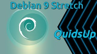 """Review of the rock solid Debian 9 """"Stretch"""" with stock Gnome Desktop.Debian is a slow release and long term support Linux Distribution, which makes it ideal for using on Servers or corporate environments.Website: https://www.debian.org/Please donate and help support my work:Patreon: https://www.patreon.com/quidsupPaypal: https://www.paypal.me/quidsupGoogle+ https://google.com/+quidsupTwitter: https://twitter.com/quidsupMinds: https://minds.com/quidsup"""