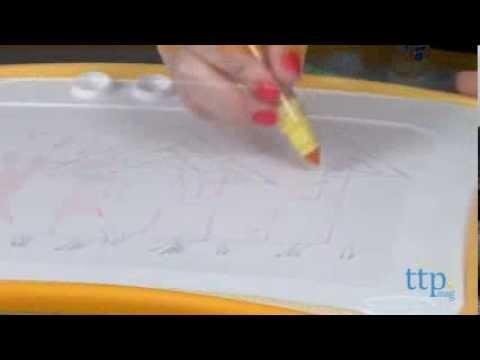 Doodle Magic Lap Desk from Crayola