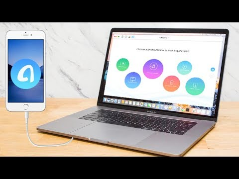 AnyTrans Review - How to transfer all your old iOS data to your new iPhone !