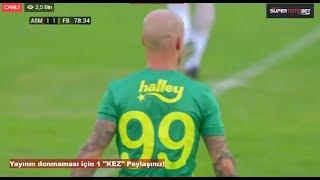 Fenerbahçe 1-1 Monaco HAZIRLIK Maçı STOCH un GOLÜ