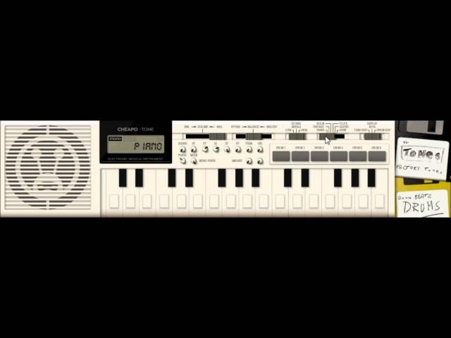 CHEAPO TONE by Mokafix Audio