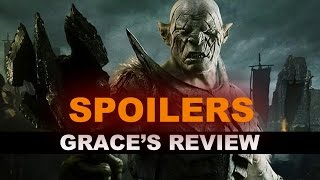 The Hobbit Battle Of The Five Armies Movie Review - SPOILERS : Beyond The Trailer