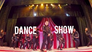 HIP HOP OPEN CIRCUS DANCE SHOW LB COMPANY