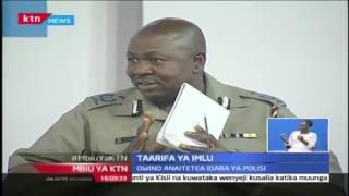 Mbiu ya KTN na Mashirima Kapombe, Octoba 24 2016