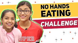 Video No Hands Eating Challenge   SAMREEN ALI MP3, 3GP, MP4, WEBM, AVI, FLV Januari 2019