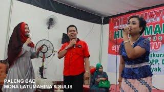 LIVE DUET PALENG BAE - Mona Latumahina & Sulis Video