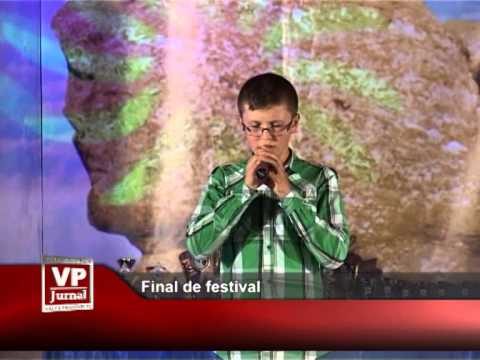 Final de festival