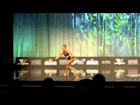 Campiona Fitness Universe - 2011