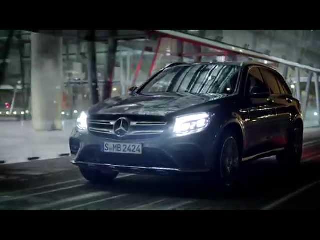 Mercedes-Benz GLC | Trailer 2015