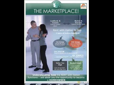 HELP - Rent To Own - Rent With Option To Buy - For Maryland