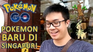 Banyak Pokemon Baru di Singapur! - Pokemon GO VLOG (Indonesia) - Generation 2, pokemon go, pokemon go ios, pokemon go apk