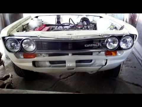 Datsun 510 Restoration