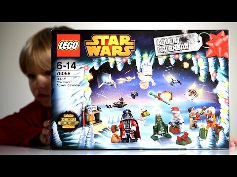 Lego Star Wars Advent Calendar 2014