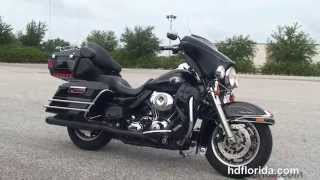 8. Used 2008 Harley Davidson Ultra Classic Electra Glide Motorcycles for sale