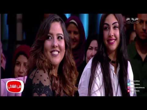 """باللهجة الجزائرية..أوكا وأورتيجا يحتفلان بحضور زوجتيهما في أستوديو """"معكم"""""""