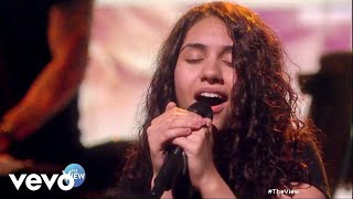 Video Alessia Cara - Scars To Your Beautiful (Live From The View) MP3, 3GP, MP4, WEBM, AVI, FLV Maret 2018
