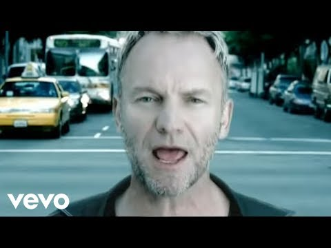 Sting – Send Your Love