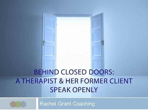 Behind Closed Doors: A Therapist and Her Former Client Speak Openly