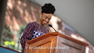 Video Author Chimamanda Ngozi Adichie addresses Harvard's Class of 2018 MP3, 3GP, MP4, WEBM, AVI, FLV September 2018