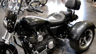 1. 2008 Harley-Davidson XL 1200R Sportster® 1200 Roadster