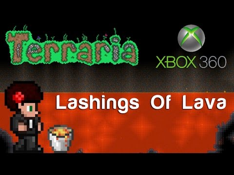 Terraria Xbox - Lashings Of Lava [78]
