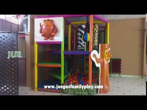 Juegos Recreativos para niños - Juegos Infantiles Recreativos Family Play