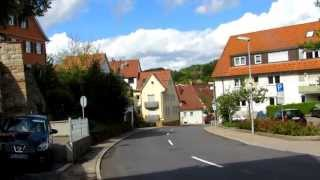Ostfildern Germany  City pictures : Scharnausen (Ostfildern), Germany - Returning Home after 57 years away (Part 1 of 2 videos)