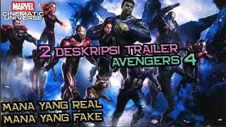 Video Ini Dia 2 Leaked Trailer Description Avengers 4   Real or Fake ??   Marvel Indonesia MP3, 3GP, MP4, WEBM, AVI, FLV November 2018