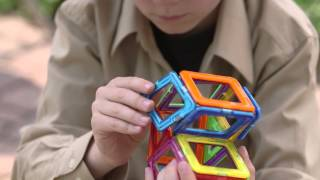 MAGFORMERS WHEN I GROW UP - PALEONTOLOGIST