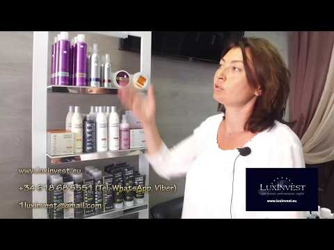 Services at La Cala Bay (Costa Blanca): Beauty salon Helen Seward
