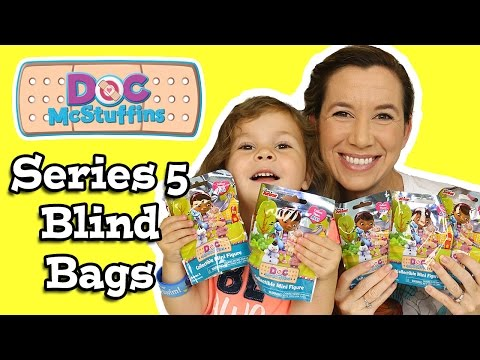 Doc McStuffins Series 5 Blind Bags
