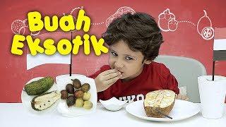 Video KATA BOCAH tentang Sirsak, Manggis, Cempedak (Buah Eksotik)   #18 MP3, 3GP, MP4, WEBM, AVI, FLV November 2018
