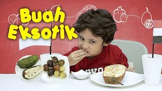 Video KATA BOCAH tentang Sirsak, Manggis, Cempedak (Buah Eksotik) | #18 MP3, 3GP, MP4, WEBM, AVI, FLV Februari 2018