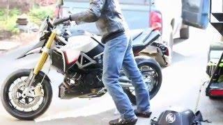 3. 2015 Aprilia Dorsoduro 750 ABS
