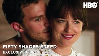 Nonton Fifty Shades Freed  2018 Movie  Exclusive Sneak Peek   Hbo Film Subtitle Indonesia Streaming Movie Download