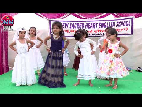 Video Choti Si Pyarisi Nanhisi dance performance,NEW SACRED HEART ENGLISH SCHOOL. download in MP3, 3GP, MP4, WEBM, AVI, FLV January 2017