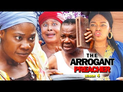 The Arrogant Preacher Part 4 - Mercy Johnson 2019 Latest Nigerian Nollywood Movie Full Hd