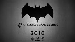 Batman - A Telltale Games Series Announcement Trailer