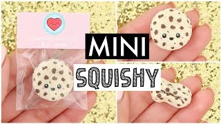 Video DIY MINI COOKIE SQUISHY - World's Smallest Squishy! MP3, 3GP, MP4, WEBM, AVI, FLV Desember 2017