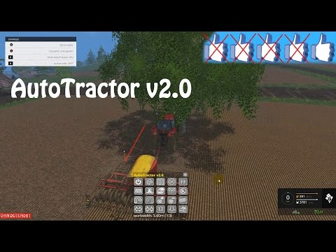 AutoTractor v2.5