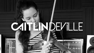 Thanks for watching! Caitlin De Ville - Electric ViolinistWEBSITE: http://www.caitlindeville.comFACEBOOK: http://www.facebook.com/caitviolinSPOTIFY: https://play.spotify.com/artist/476nQP0sBf3aN7Q9vFmDMXINSTAGRAM: https://www.instagram.com/caitlindevilleTWITTER: http://www.twitter.com/caitlindevillePlease consider becoming my Patron to help me make rad YouTube videos: http://www.patreon.com/caitlin (all my feels for your support)Thanks to:Vaughan De Ville (Production, Recording, Mixing, Mastering)https://www.youtube.com/veedeville