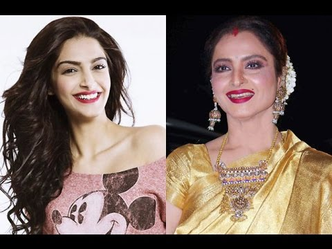 I Can Never Fill Rekha's Shoes: Sonam Kapoor On Khoobsurat