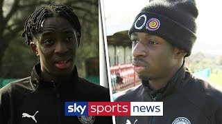 Manny & TBJZL reveal racism in grassroots football | Sky Sports News Tackling Racism