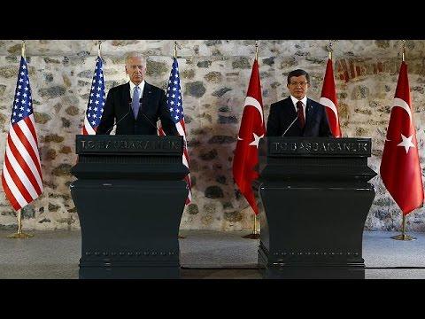 Joe Biden soutient la Turquie dans sa lutte contre le PKK