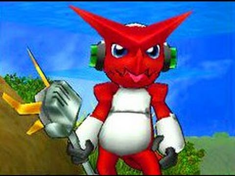 "Digimon Masters Online - Shoutmon - all ""evolutions"" and attacks"