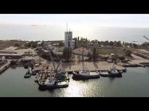 Видео презентация порта Южный - Центр транспортных стратегий